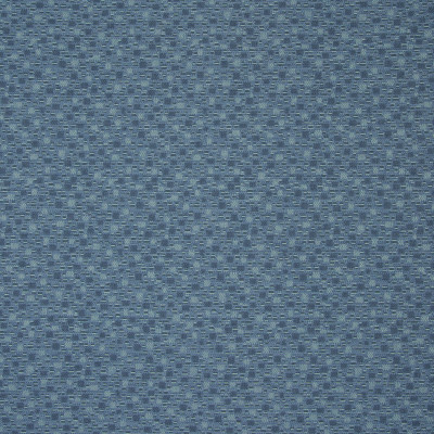 B5368 Lake Fabric: D53, DURABLE, PERFORMANCE, CIRCLES, DOTS, CIRCLE CONTRACT, CIRCLE PATTERN, TWO TONE BLUE, MEDIUM BLUE CONTRACT,