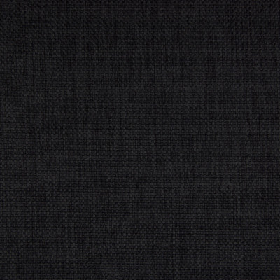 B5554 Noir Fabric: D55, CRYPTON HOME, CRYPTON FINISH, PERFORMANCE FABRIC, PERFORMANCE FABRICS, STAIN RESISTANT, ANTI-MICROBIAL, EASY TO CLEAN, STAIN RESISTANCE, BLACK WOVEN, BLACK TEXTURE, SOLID BLACK