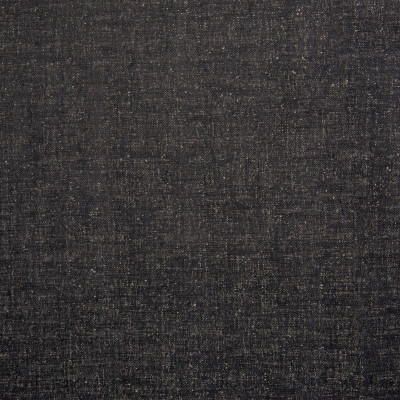 B5644 Onyx Fabric: D56, CRYPTON, CRYPTON FINISH, CRYPTON HOME, EASY TO CLEAN, PERFORMANCE, ANTIMICROBIAL, STAIN RESISTANT, STAIN RESISTANCE, BLACK WOVEN TEXTURE, ONYX, BLACK SOLID, SOLID BLACK, BLACK TEXTURE, BLACK WOVEN