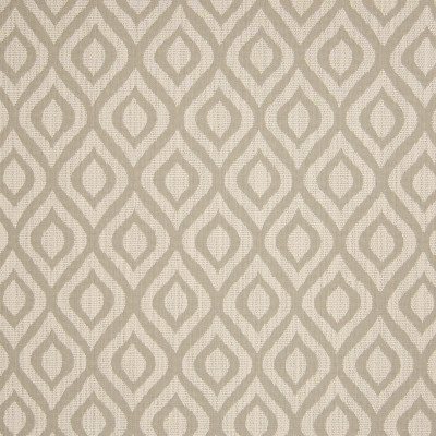 B5765 Linen Fabric: D58, KHAKI OGEE, KHAKI GEOMETRIC, NATURAL OGEE, NATURAL GEOMETRIC, LINEN COLORED OGEE