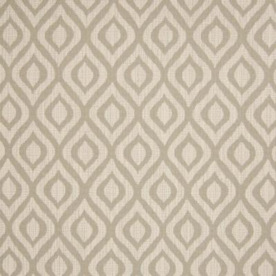 B5765 Linen Fabric: D58, KHAKI OGEE, KHAKI GEOMETRIC, NATURAL OGEE, NATURAL GEOMETRIC, LINEN COLORED OGEE,WOVEN