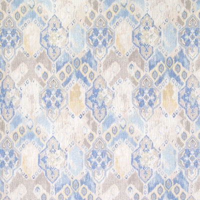 B5770 Bluestone Fabric: D58, FADED BLUE GEOMETRIC PRINT, LIGHT BLUE GEOMETRIC PRINT, SOUTHWEST INSPIRED GEOMETRIC PRINT