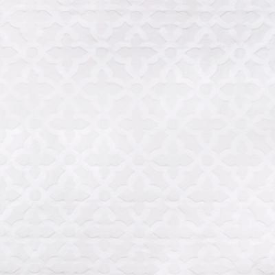 B5937 Blizzard Fabric: D61, LATTICE, COTTON, GEOMETRIC, WASHABLE, PRE-WASHED, PRE-SHRUNK, MACHINE WASHABLE
