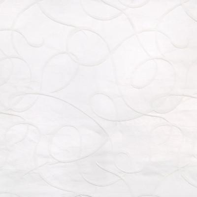 B5940 Chalk Fabric: D61, SWIRLS, COTTON, SCROLL, WASHABLE, PRE-WASHED, PRE-SHRUNK, MACHINE WASHABLE, WOVEN