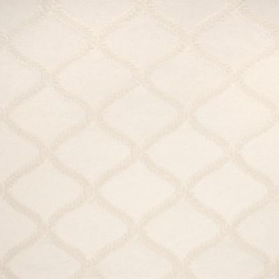 B5948 Natural Fabric: D61, FOLIAGE, LATTICE, OFF WHITE, COTTON, WASHABLE, PRE-WASHED, PRE-SHRUNK, MACHINE WASHABLE,WOVEN