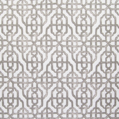 B5991 Beach Fabric: D62, GRAY GEOMETRIC, GREY GEOMETRIC, GREY LATTICE, GRAY LATTICE