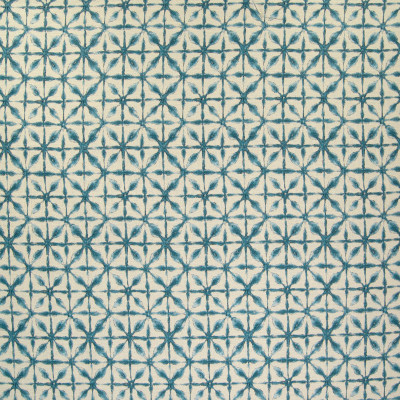 B6033 Caribbean Fabric: D62, BLUE DIAMOND, TEAL DIAMOND, TURQUOISE DIAMOND,WOVEN
