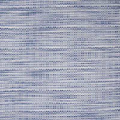B6049 Porcelain Fabric: E80, D62, BLUE, TEXTURE, PLAIN, NAVY, BASKET WEAVE, BASKETWEAVE