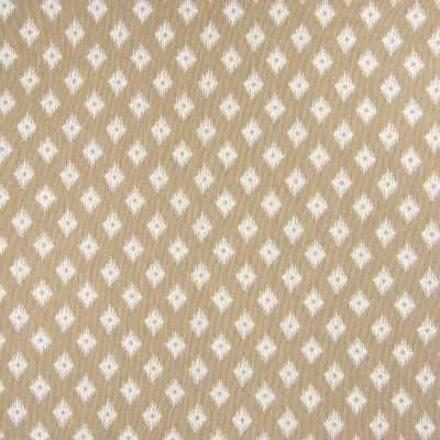 B6136 Sandstone Fabric: D64, DIAMOND IKAT, SMALL SCALE DIAMOND IKAT, BEIGE DIAMOND IKAT, NATURAL DIAMOND IKAT, SMALL SCALE IKAT