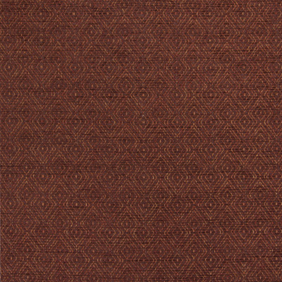 B6197 Raisin Fabric: D64, DARK RED DIAMOND, BURGUNDY DIAMOND, DARK RED GEOMETRIC, BURGUNDY DIAMOND, WOVEN