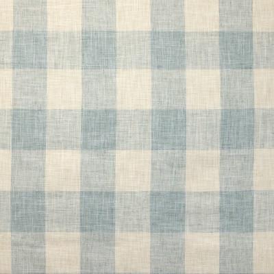 B6237 Aqua Fabric: E28, D65, BUFFALO CHECK, LIGHT BLUE CHECK, LIGHT BLUE PLAID, SPA BLUE PLAID, SPA BLUE BUFFALO CHECK, ROBINS EGG CHECK,WOVEN
