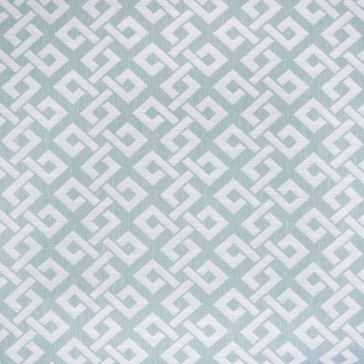 B6241 Breeze Fabric: D65, LIGHT BLUE GEOMETRIC, SPA BLUE GEOMETRIC, OCEAN BLUE GEOMETRIC WOVEN,LATTICE