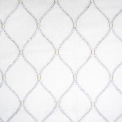 B6270 Sterling Fabric: D66, SILVER, LIGHT GRAY, GREY, LIGHT GREY, GRAY AND WHITE, GREY AND WHITE, LINEN EMBROIDERY, LINEN, WHITE LINEN,LATTICE
