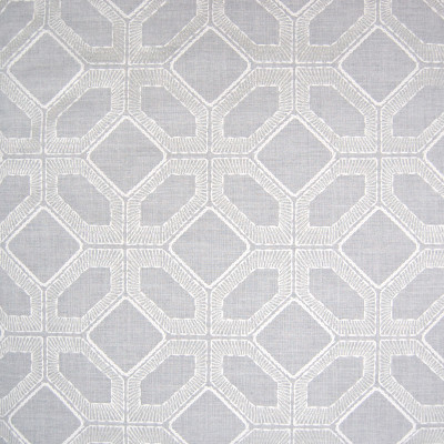 B6278 Gravel Fabric: D66, LIGHT GREY, LIGHT GRAY, PALE GRAY, PALE GREY, GRAY AND WHITE, LATTICE PATTERN, LATTICE EMBROIDERY, COTTON,WOVEN