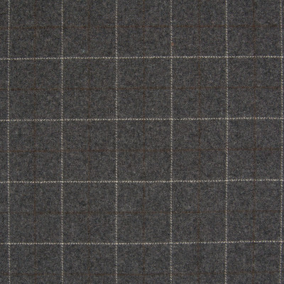 B6311 Flint Fabric: D66, WOOL, WOOL PLAID, GREY WOOL, GRAY WOOL, DURABLE,WOVEN