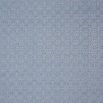 B6337 Bay Fabric: D72, D67,  DURABLE, COTTON, CIRCLE, GEOMETRIC MATELASSE, BLUE CIRCLE, BLUE GEOMETRIC, BLUE COTTON BLEND, CORNFLOWER BLUE, CAROLINA BLUE