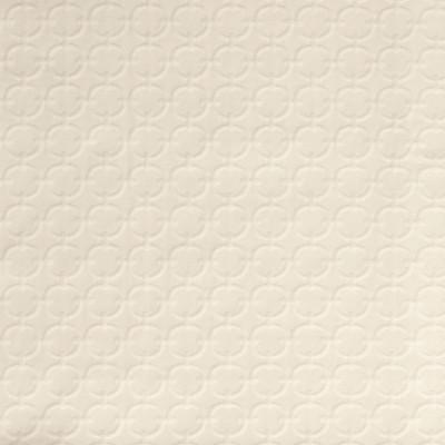 B6388 Chalk Fabric: D72, D68, CIRCLE MATELASSES, GEOMETRIC MATELASSES, IVORY MATELASSES, PEARL MATELASSES, OFF WHITE MATELASSES,WOVEN