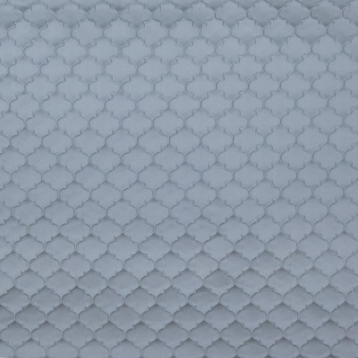 B6493 Porcelain Fabric: D69, PORCELAIN BLUE OGEE, PORCELAIN BLUE LATTICE, OCEAN BLUE LATTICE, OCEAN BLUE GEOMETRIC, LIGHT BLUE OGEE, LIGHT BLUE GEOMETRIC, SMALL SCALE OGEE, SMALL SCALE GEOMETRIC,WOVEN