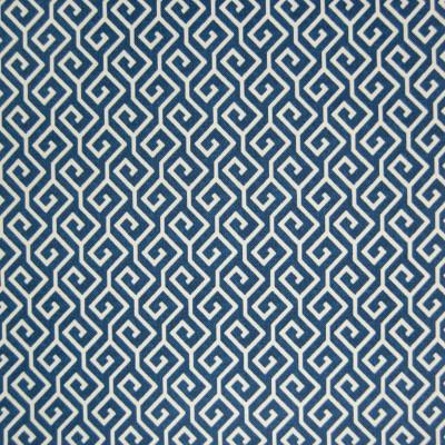B6525 Slate Fabric: D69, D71, SMALL SCALE GEOMETRIC PRINT, SMALL SCALE LATTICE PRINT, COTTON PRINT, INDIGO, NAVY, DARK BLUE