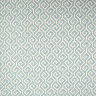 B6588 Seaglass Fabric: D71, SMALL SCALE GEOMETRIC PRINT, SMALL SCALE LATTICE PRINT, COTTON PRINT, TEAL PRINT, SPA BLUE PRINT