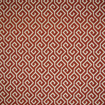 B6605 Brick Fabric: D71, BRICK COLORED GEOMETRIC PRINT, DARK RED GEOMETRIC PRINT, DARK RED LATTICE PRINT, DARK RED COTTON PRINT, BRICK RED GEOMETRIC, BRICK RED LATTICE
