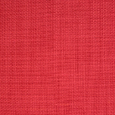 B6712 Red Fabric: E35, D74, ESSENTIALS, ESSENTIAL FABRIC, RED WOVEN, SOLID RED, RED TEXTURE, RED FAUX LINEN, CANDY RED WOVEN, CANDY RED TEXTURE