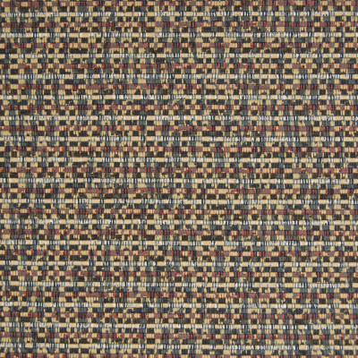 B6714 Saffron Fabric: D74, ESSENTIALS, ESSENTIAL FABRIC, MULTICOLORED WOVEN, MULTICOLORED TEXTURE, BLACK AND NEUTRAL TEXTURE, BLACK AND BEIGE WOVEN, CHUNKY TEXTURE, GLOBAL TEXTURE, GLOBAL WOVEN