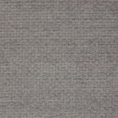 B6776 Heather Grey Fabric: D77, ESSENTIALS, ESSENTIAL FABRIC, GRAY CHENILLE, GREY CHENILLE, CHENILLE, TEXTURED CHENILLE, GEOMETRIC CHENILLE, SOLID CHENILLE, HEATHER GRAY,WOVEN