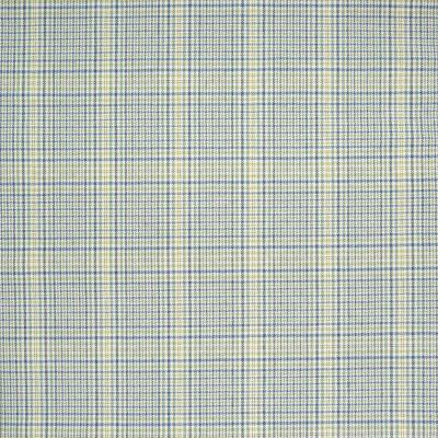B7140 Lagoon Fabric: D84, MINI CHECK, MINI HOUNDSTOOTH, MINI PLAID, SMALL SCALE PLAID, WOVEN PLAID, BLUE PLAID, BLUE GREEN PLAID, GREEN PLAID