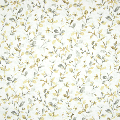 B7199 Gold Dust Fabric: D86, D85, SMALL SCALE FLORAL PRINT, YELLOW PRINT, GOLDEN PRINT, COTTON PRINT