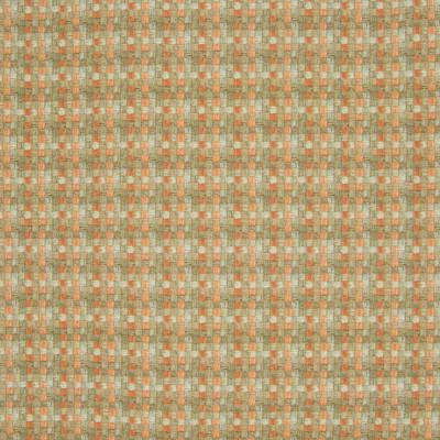 B7225 Harvest Fabric: D86, ORANGE CHECK, RUST CHECK, CHECKER PRINT, GEOMETRIC PRINT, HARVEST PRINT, COTTON PRINT