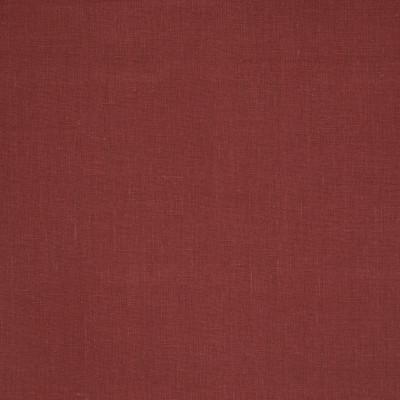 B7282 Wine Fabric: D88, RED LINEN, BURNT RED, DARK RED LINEN, 100% LINEN, WOVEN LINEN