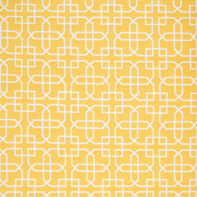 B7290 Golden Fabric: D88, GEOMETRIC, LATTICE, YELLOW GEOMETRIC, CHAIR SCALE GEOMETRIC, MEDIUM SCALE GEOMETRIC,WOVEN