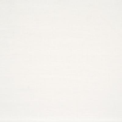 B7300 White Fabric: S43, D89, ANNA ELISABETH, SOLID, LINEN, FAUX LINEN, LINEN BLEND, WHITE
