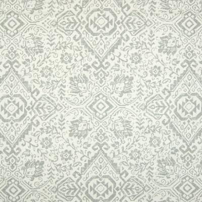 B7329 Graphite Fabric: D90, LARGE SCALE GEOMETRIC, FLORAL IKAT, SOUTHWEST IKAT, NEUTRAL IKAT, GRAY IKAT, GREY IKAT, DIAMOND IKAT
