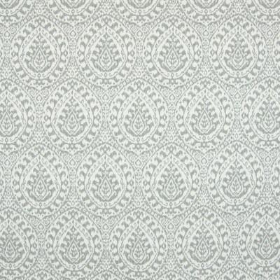 B7335 Sterling Fabric: E31, D90, MEDIUM SCALE MEDALLION, SCROLL IKAT, WOVEN IKAT, SILVER IKAT, STONE COLORED IKAT, GEOMETRIC IKAT,SOUTHWEST