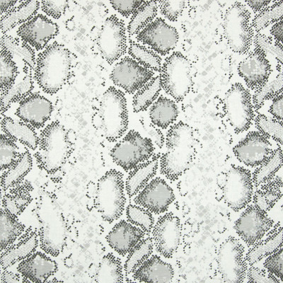 B7337 Grey Fabric: D90, LARGE ANIMAL SKIN, GRAY SNAKE SKIN, GREY SNAKE SKIN, DOTTED SKIN, JACQUARD SKIN, CONTEMPORARY ANIMAL SKIN