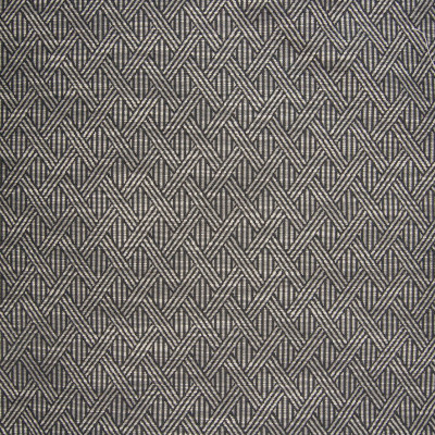 B7356 Ebony/Ivory Fabric: D90, CHAIR SCALE DIAMOND, WOVEN DIAMOND, CHAIR SCALE LATTICE, ONYX, MIDNIGHT