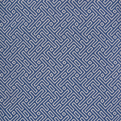 B7404 Seaside Fabric: E32, D92, GREEK KEY, BLUE GREEK KEY, OCEAN, DENIM, INDIGO BLUE, WOVEN GREEK KEY