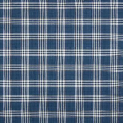 B7406 Deep Sea Fabric: E38, E32, D92, BLUE PLAID, INDIGO PLAID, WOVEN PLAID, DARK BLUE PLAID, BUFFALO CHECK