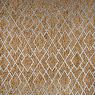 B7453 Sand Fabric: E39, D93, MEDIUM SCALE DIAMOND, MEDIUM SCALE GEOMETRIC, MEDIUM SCALE LATTICE, LIGHT BROWN, SANDY BROWN,WOVEN
