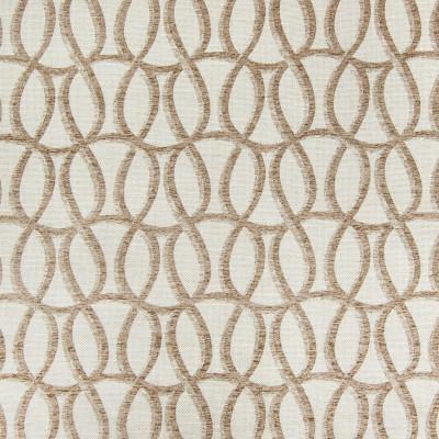 B7456 Bark Fabric: D93, LOOPS, BROWN LOOPS, BROWN GEOMETRIC, WAVY GEOMETRIC, CIRCLES