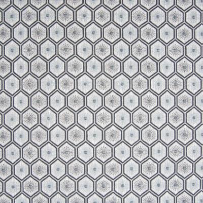 B7460 Feather Fabric: E66,E39, D93, SMALL SCALE GEOMETRIC, CHAIR SCALE GEOMETRIC, HONEYCOMB SHAPE, GRAY GEOMETRIC, GRAY HONEYCOMB,WOVEN
