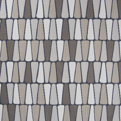 B7488 Driftwood Fabric: D93, SMALL SCALE GEOMETRIC, CHAIR SCALE GEOMETRIC, GRAY GEOMETRIC, CONTEMPORARY GEOMETRIC, WOVEN GRAY, WOVEN GREY, CHARCOAL GRAY GEOMETRIC