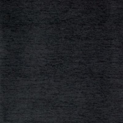 B7536 Ebony Fabric: D94, ONYX CHENILLE, MIDNIGHT CHENILLE, WOVEN CHENILLE, BLACK CHENILLE,