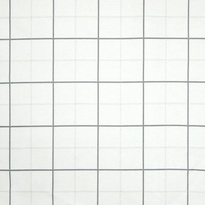 B7776 Chalk Fabric: E01, PLAID, WOVEN PLAID, NEUTRAL PLAID, OFF WHITE PLAID, PERFORMANCE FABRICS, REVOLUTION PERFORMANCE FABRICS, REVOLUTION FABRICS, BLEACH CLEANABLE, STAIN RESISTANT
