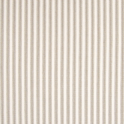 B7789 Latte Fabric: E01, STRIPE, BEIGE STRIPE, PINSTRIPE, LATTE, PERFORMANCE FABRICS, REVOLUTION PERFORMANCE FABRICS, REVOLUTION FABRICS, BLEACH CLEANABLE, STAIN RESISTANT, WOVEN, TICKING STRIPE