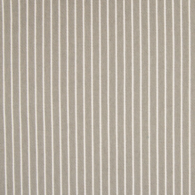 B7797 Patina Fabric: E01, STRIPE, GRAY STRIPE, TICKING STRIPE, GRAY TICKING, PERFORMANCE FABRICS, REVOLUTION PERFORMANCE FABRICS, REVOLUTION FABRICS, BLEACH CLEANABLE, STAIN RESISTANT,WOVEN