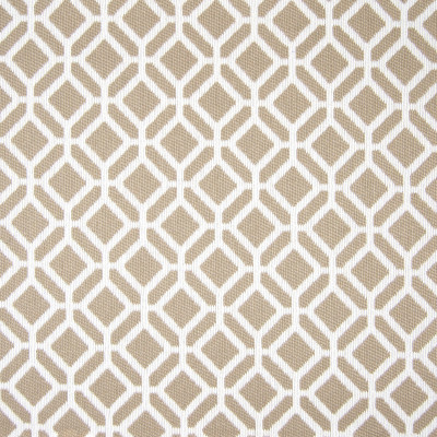 B7824 Rawhide Fabric: E01, GEOMETRIC, MID-SCALE, BROWN GEOMETRIC, LATTICE, PERFORMANCE FABRICS, REVOLUTION PERFORMANCE FABRICS, REVOLUTION FABRICS, BLEACH CLEANABLE, STAIN RESISTANT