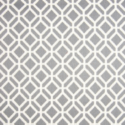 B7833 Charcoal Fabric: E01, GRAY, GEOMETRIC, LATTICE, MID-SCALE, GRAY GEOMETRIC, PERFORMANCE FABRICS, REVOLUTION PERFORMANCE FABRICS, REVOLUTION FABRICS, BLEACH CLEANABLE, STAIN RESISTANT